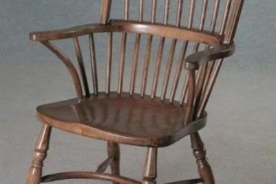 Stickback Dining Chair Peppermill