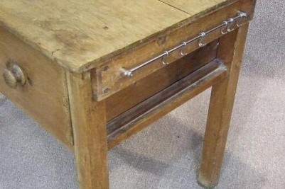 Solid Pine work table