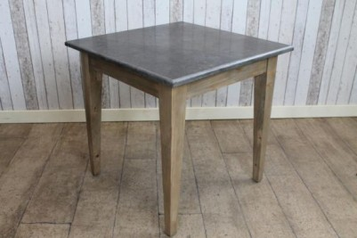bistro tables with stone tops