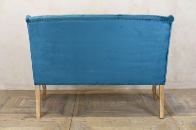 button back dining bench