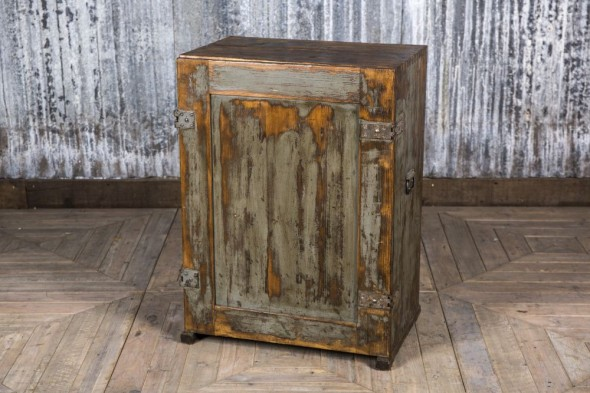 Distressed Storage Cabinet