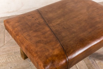 padded coffee table