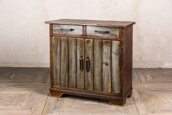 Wooden Vintage Cupboard
