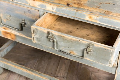 large industrial factory sideboard