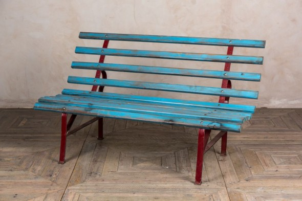 Vintage Patio Bench