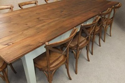bespoke French farmhouse table