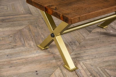 X-Frame Coffee Table