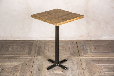 pedestal bar table