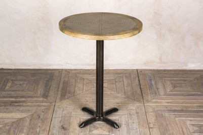 tall round dining room table