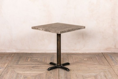 concrete top table