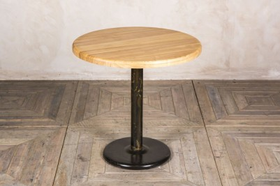 small pedestal bar table