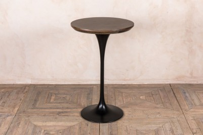 tall round tulip table
