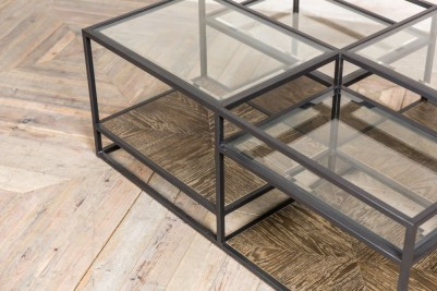 multilayered coffee table