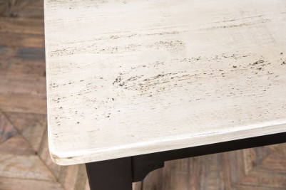 white pine table top