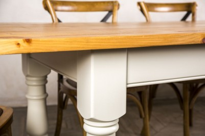 pine top kitchen table