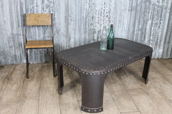 Disc - Tank Coffee Table - Small