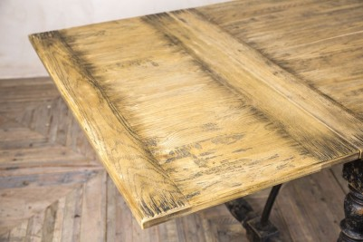 dining table with extension leaves