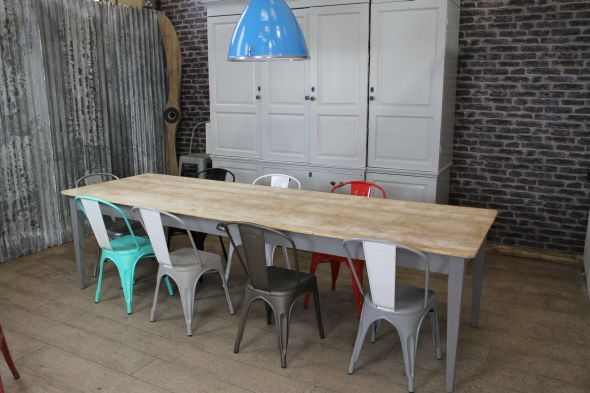 Boden Bespoke Pine Kitchen Table