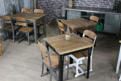 Eton tables and chairs