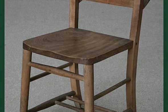 Traditional Chapel Chair Edwardian