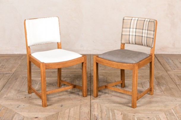 Traditional Oak Pub Style Dining Chair