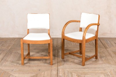 traditional oak restaurant dining chair