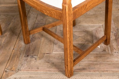 wooden oak chair