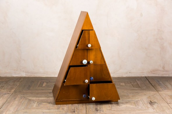 Medium Triangle Chest of Drawers