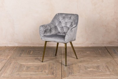 amalfi grey chair