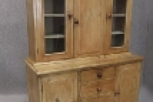 Victorian Pine Housekeepers Cupboard
