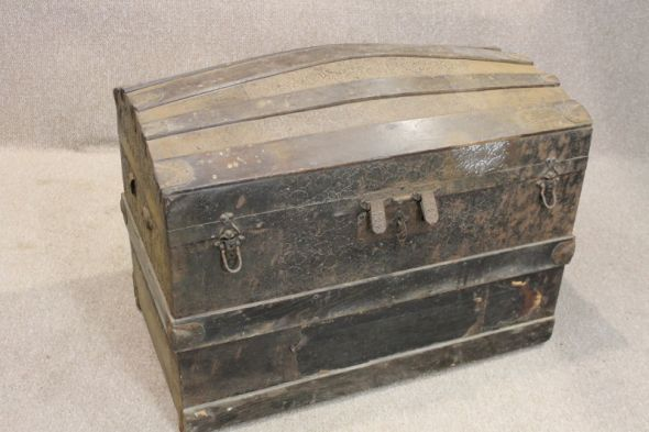 Victorian Travelling Trunk