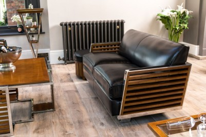 black-leather-hard-wood-victory-sofa