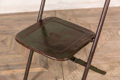 collapsible metal chairs