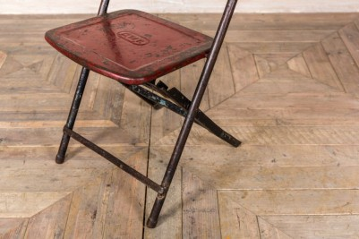 old folding chairs