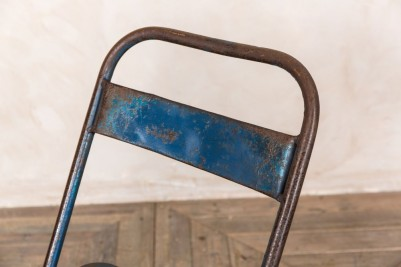 used metal folding chairs