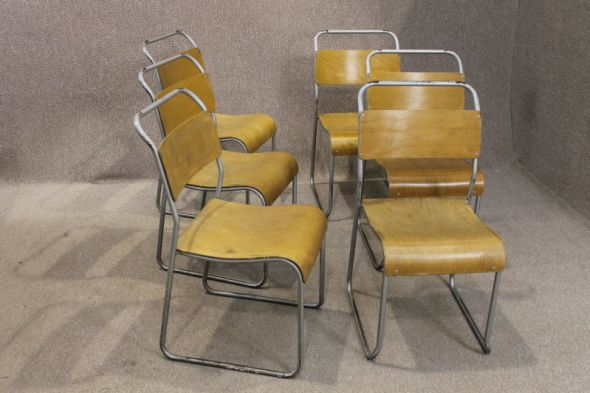 Stirling Stacking Chair