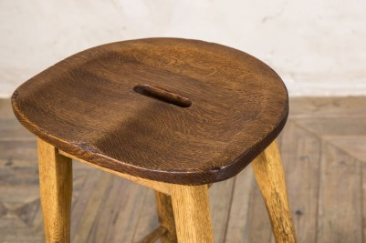 oak bar stools