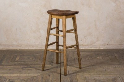 vintage inspired bar stools