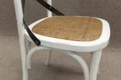 shabby chic bistro chair