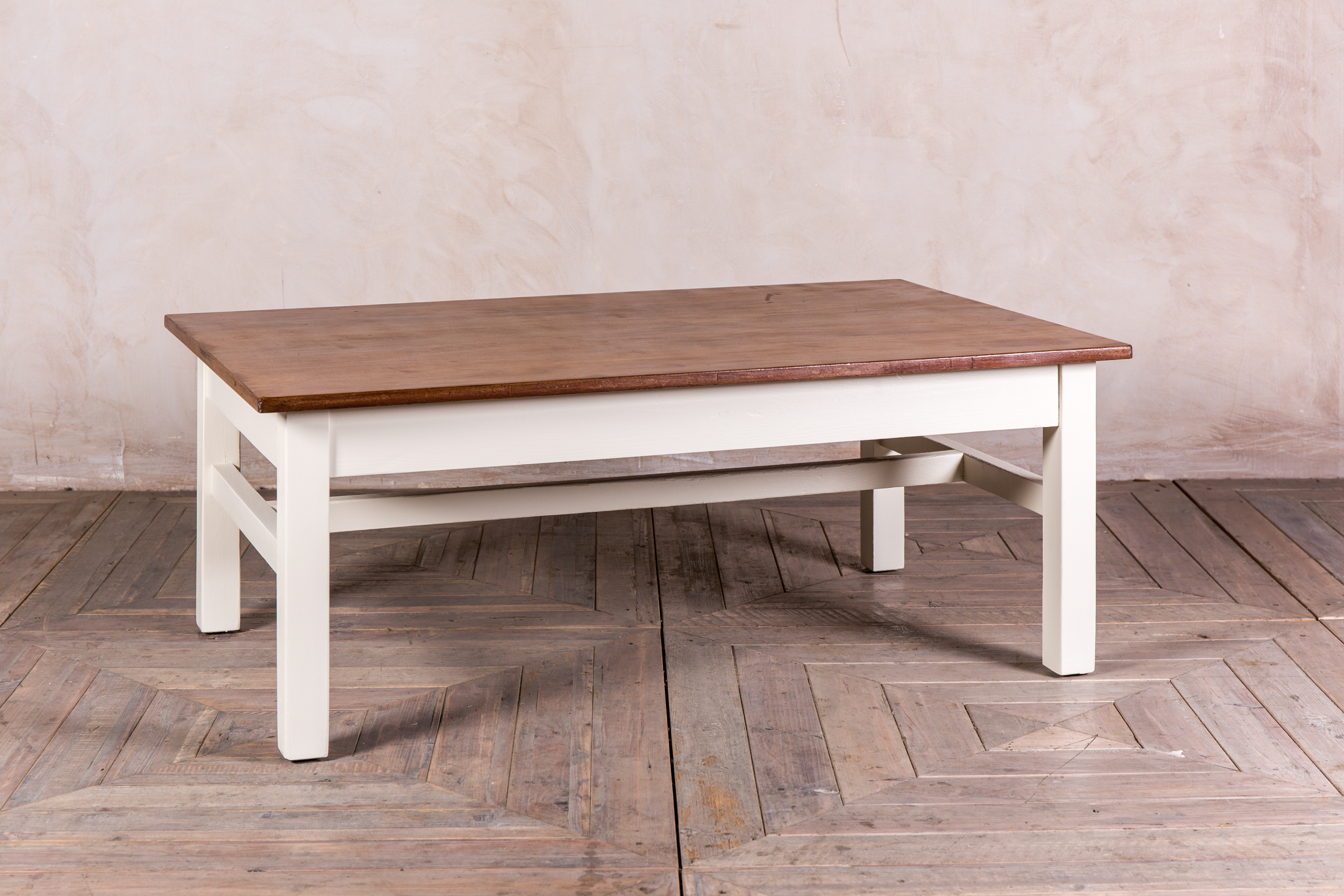1.22m Refurbished Coffee Table