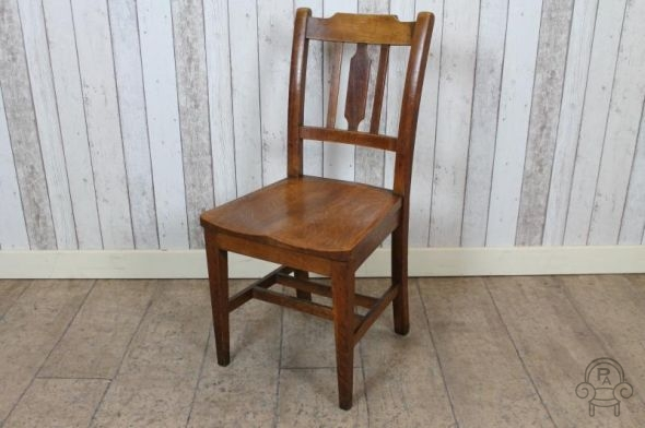 carved chapel chair Ramsden 1881