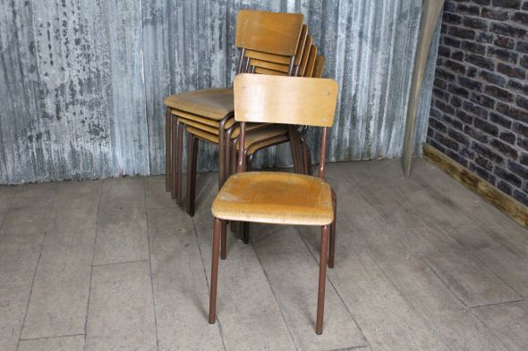 1950s School Chairs