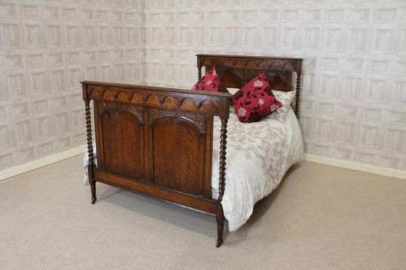 barley twist bed