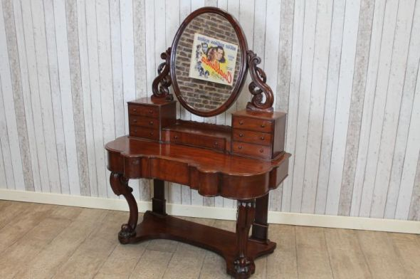 victorian duchess dressing table