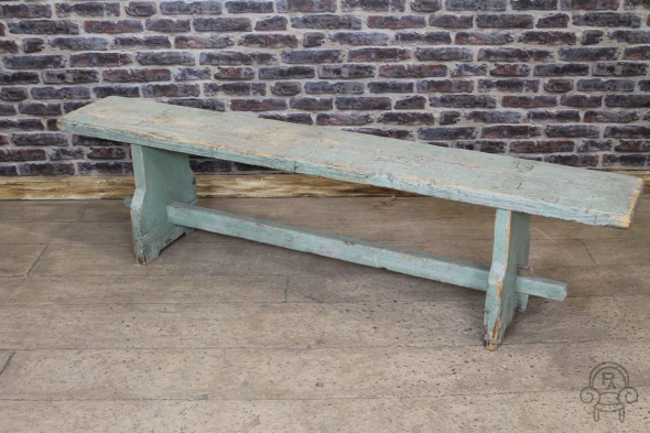 pine farmhouse bench