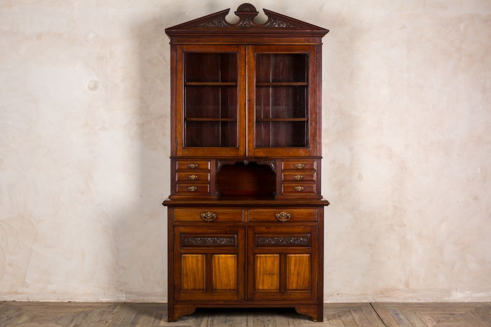 edwardian bookcase