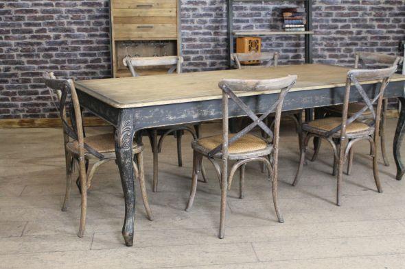 Surprising Rustic Oak Kitchen Table French Style Oak Download Free Architecture Designs Embacsunscenecom