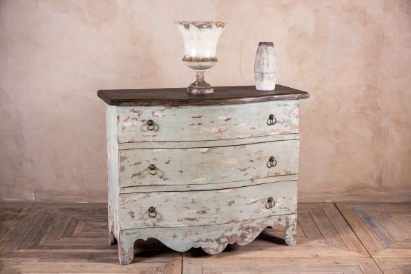 demi-lune drawers