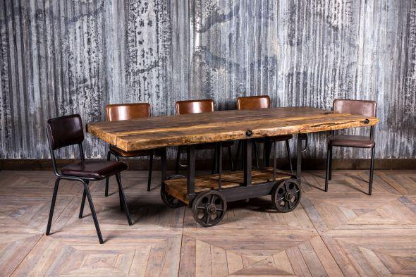 industrial kitchen table furniture. Brilliant Table And Industrial Kitchen Table Furniture U