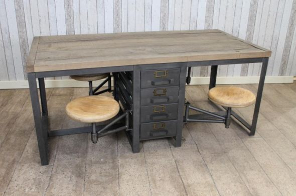 style industrial rustic office vision kitchen chair perfect sofa desk dining table furniture top